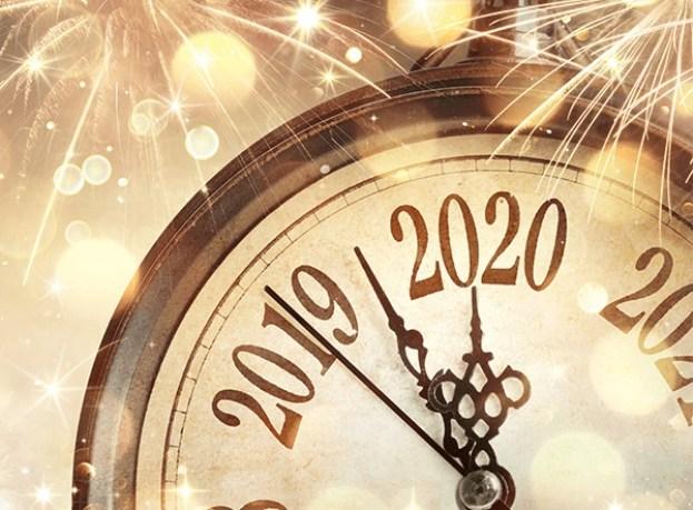 Feliz e próspero 2020 a todos!