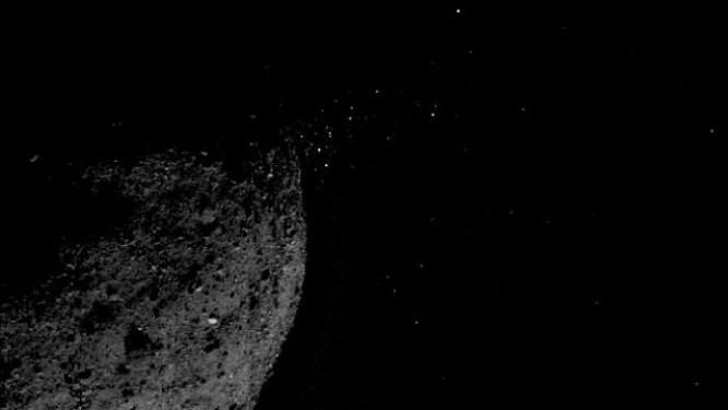 Mistério astronômico: Asteroide Bennu está cuspindo rochas e a NASA não sabe o porquê