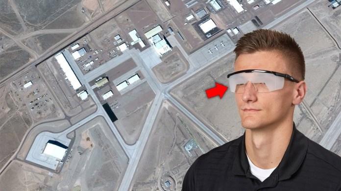 """Visitantes à Área 51 são forçados a usar """"tapa olhos"""""""