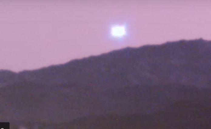 Mistério aéreo sobre Las Vegas, em 19 de dezembro de 2019