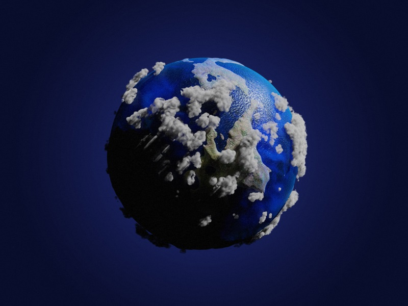 A vida pode evoluir em pequenos planetas com 3% da massa da Terra