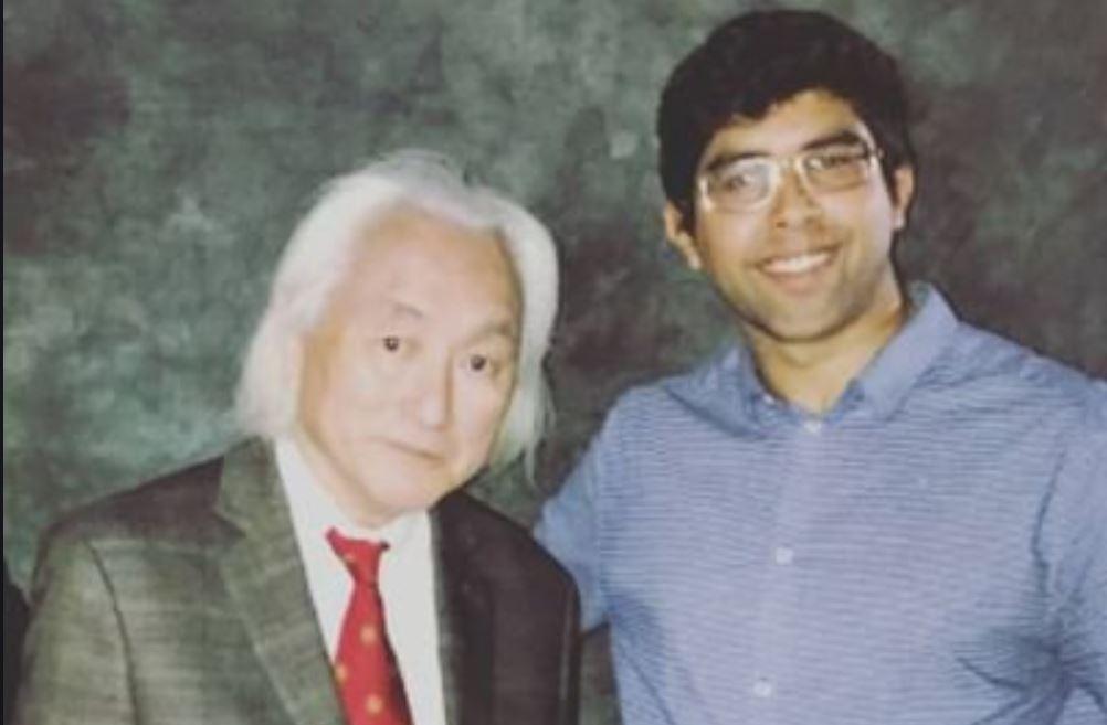 Deep Prasad opina sobre os metamateriais de posse da To The Stars Academy