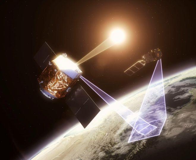 ESA lança missão espacial para medir as mudanças climáticas da Terra