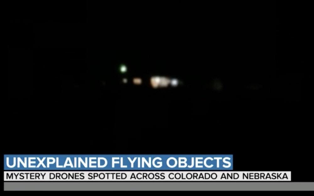 Força Aérea dos EUA não consegue explicar misteriosos drones