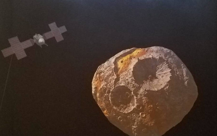 Asteroide que pode conter ouro poderá quebrar a economia mundial