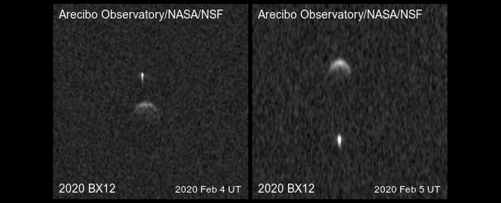 """Asteroide 2020 BX12 passa """"perto"""" da Terra e não veio sozinho"""