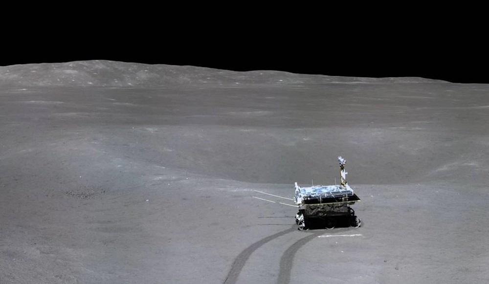 China revela do que é feito o lado oculto da Lua