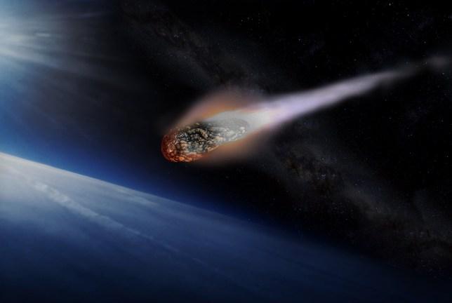 """""""Deus do Caos"""" pode entrar em rota de colisão com a Terra, alertam cientistas"""