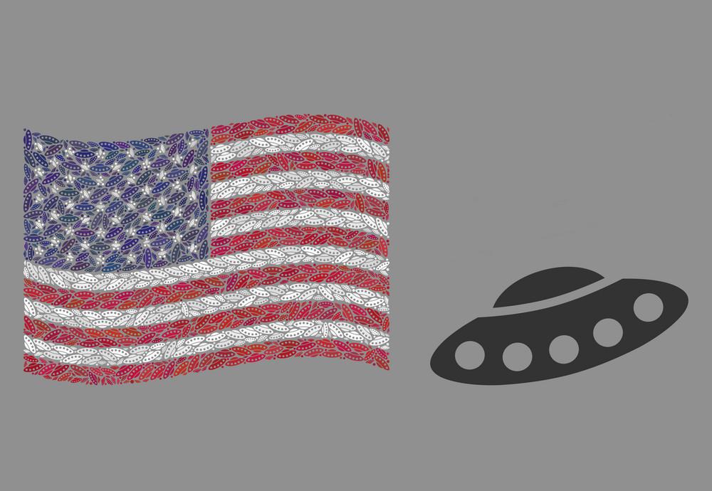 61% dos americanos querem desacobertamento total dos OVNIs