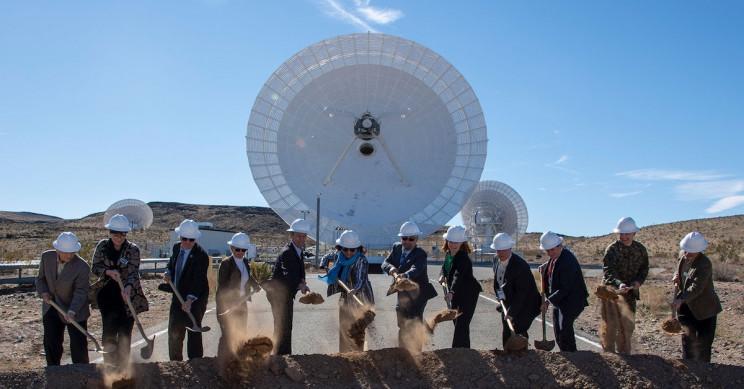 NASA vai se comunicar com astronautas de Marte através de lasers