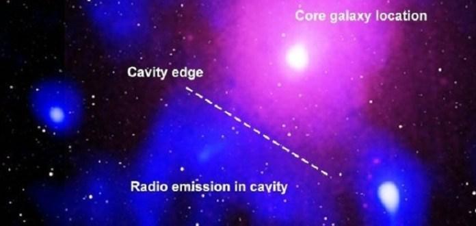 É detectada maior explosão no espaço desde o Big Bang