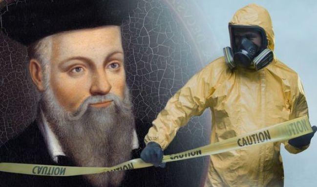 Teria Nostradamus previsto a epidemia do novo Coronavírus?