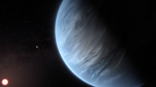 Astrônomos concluem que enorme exoplaneta pode hospedar vida