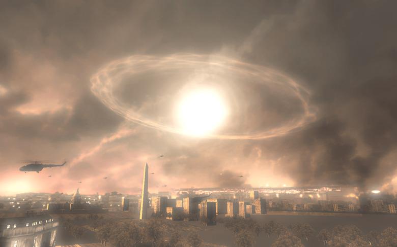 Algo estranho está acontecendo no céu sobre a Síria