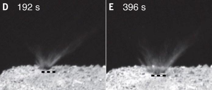 Japão bombardeou asteroide no espaço profundo. O que encontraram?