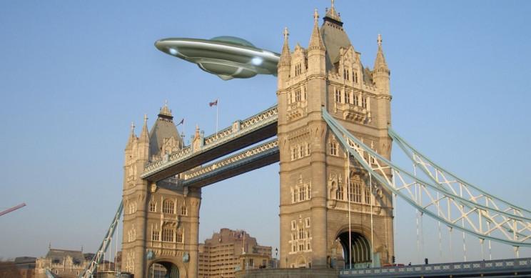 Avistamentos de OVNIs britânicos serão publicados on-line pela primeira vez na história