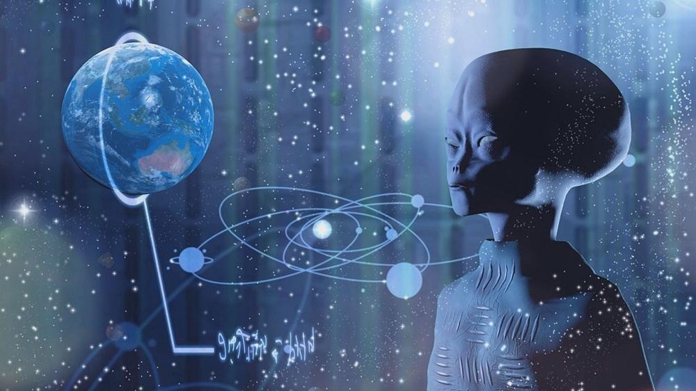 Como os extraterrestres veem o planeta Terra