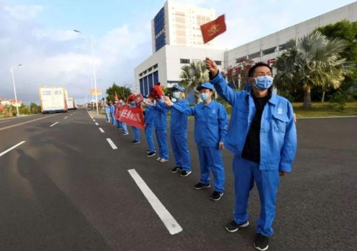 Apesar do coronavírus, a missão da China até Marte ainda será lançada