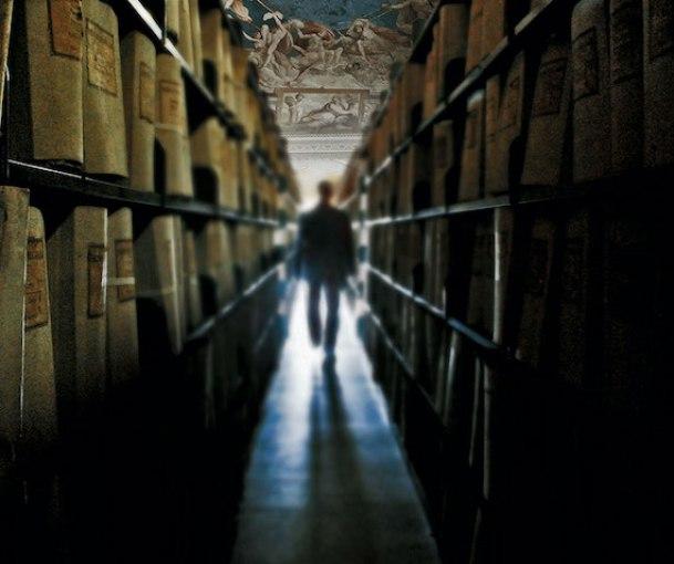 O cientista russo que encontrou arquivos OVNI na biblioteca do Vaticano