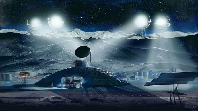 Trump assina ordem executiva para  a mineração na Lua e recursos de asteroides
