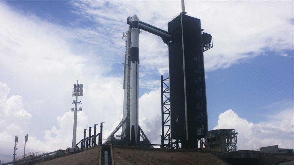 Segunda tentativa de lançamento do Falcon 9 será hoje - Assista aqui no OVNI Hoje