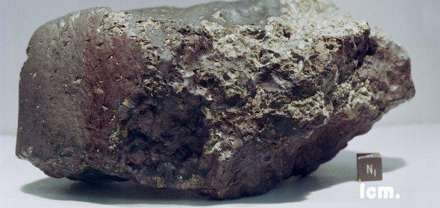 Nitrogênio fixo dentro do meteorito apoia antiga habitabilidade de Marte