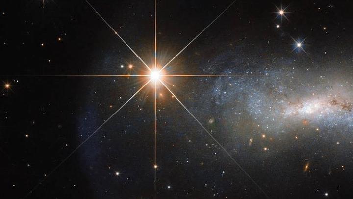 Sinal extraterrestre é captado vindo de dentro da nossa própria galáxia - rajada rápida de rádio