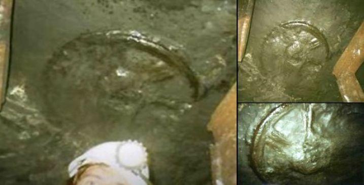 Roda de 300 milhões de anos  é descoberta em mina da Ucrânia