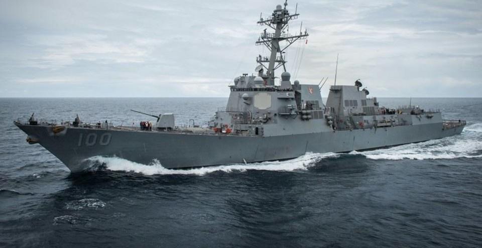 Militar Veterano dos EUA afirma que outro navio teve encontro recente com OVNI