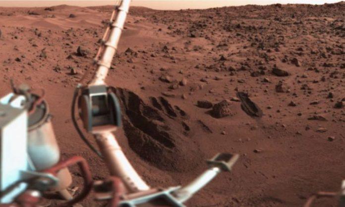 Raios cósmicos podem alimentar vida alienígena abaixo da superfície de Marte