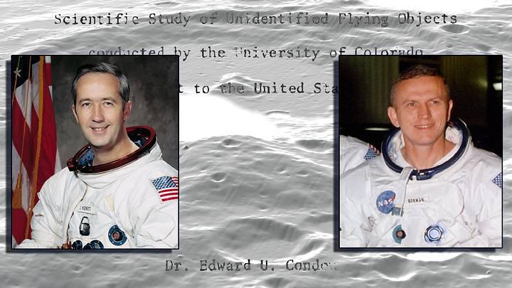 Avistamentos por astronautas são removidos do estudo de OVNIs do governo