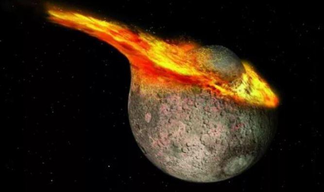 A Lua é 85 milhões de anos mais nova do que se pensava