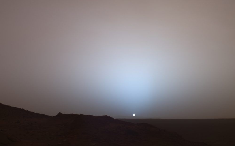 Ozônio e dióxido de carbono são detectados na atmosfera de Marte