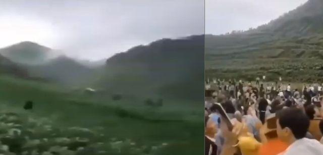 ruído misterioso é escutado em Weining, na China, há mais de 10 dias