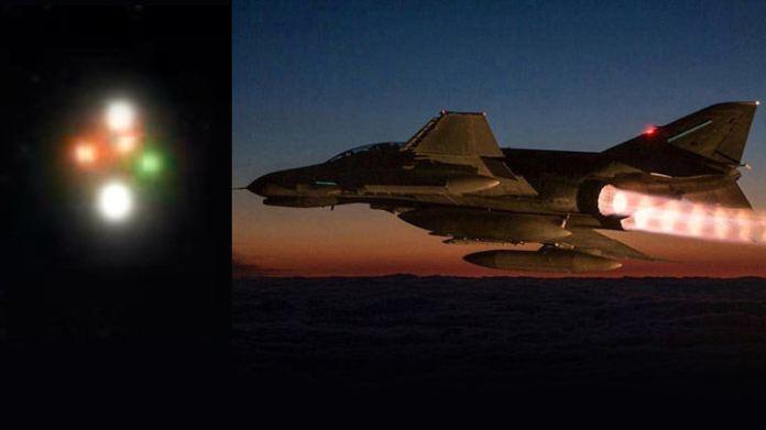 Incidente em Teerã: quando os OVNIs desativaram as armas dos aviões