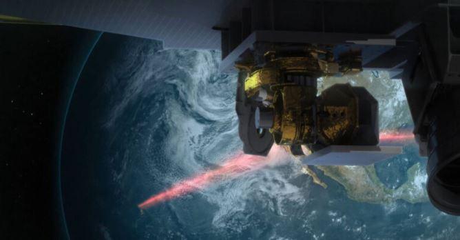 NASA irá transmitir informações para o espaço usando lasers