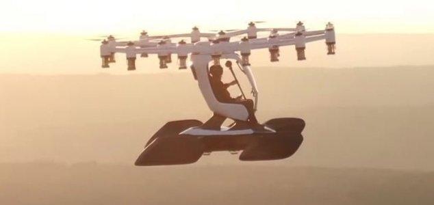 Força Aérea dos EUA mostra interesse em aeronaves 'Hexa' VTOL