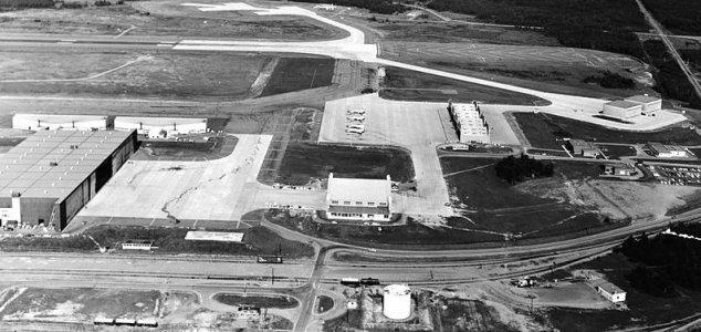 Incursões de OVNIs na Base da Força Aérea Loring (EUA)