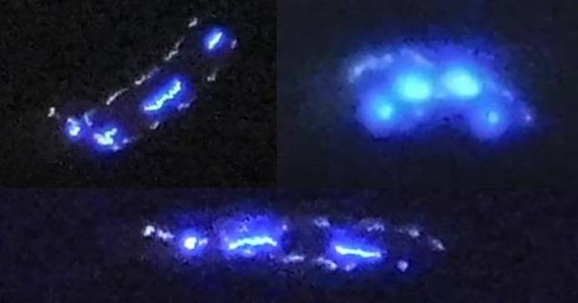 OVNI que muda forma é filmado em Cancún, no México