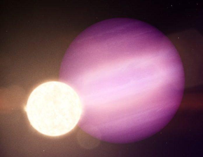 Exoplaneta é descoberto bem próximo de estrela anã branca