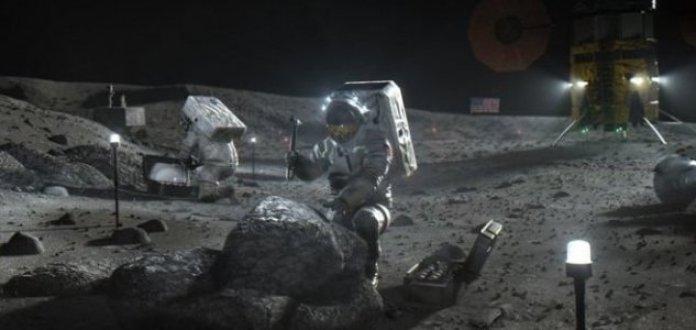 """NASA: """"Primeira mulher irá caminhar na Lua em 2024"""""""