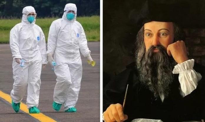 Nostradamus: Três previsões que se tornaram realidade. O coronavírus é a quarta?