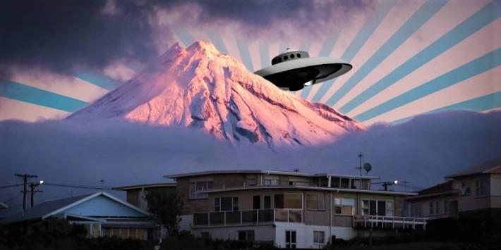 Arquivos OVNI da Nova Zelândia, liberados há alguns anos, mostram casos intrigantes
