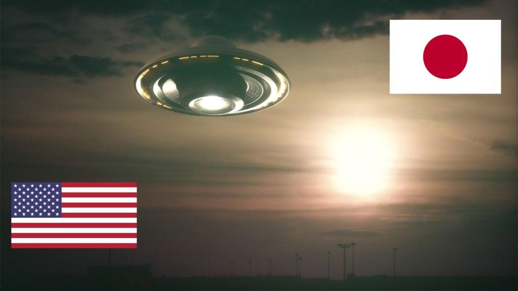 Japão e Estados Unidos formam aliança para estudo dos OVNIs