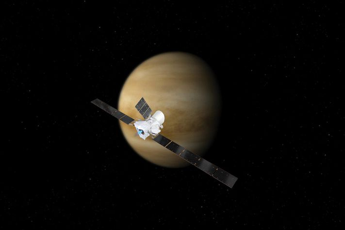 Sonda espacial está prestes a voar por Vênus - e pode procurar sinais de vida