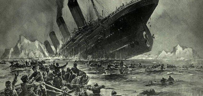 Seria uma explosão solar a responsável pelo naufrágio do Titanic?