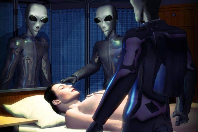 Experiência de abdução alienígena - as atitudes mudaram?
