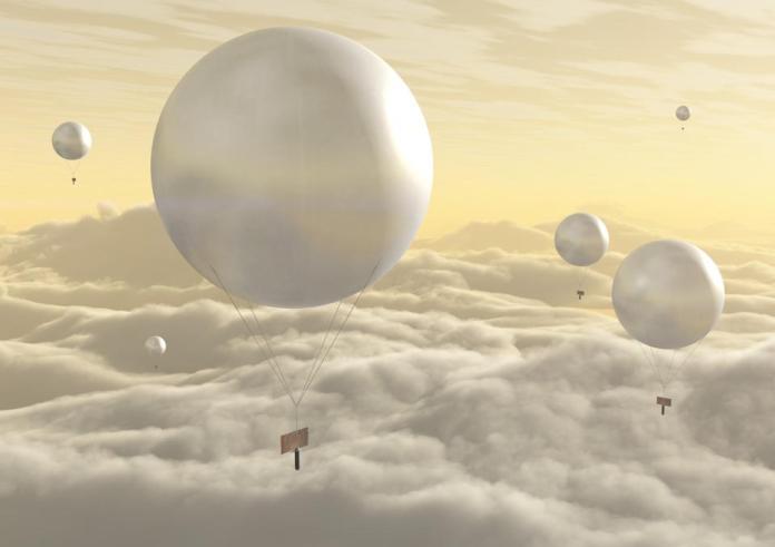 Missão proposta de balão em Venus pode detectar vida até 2022