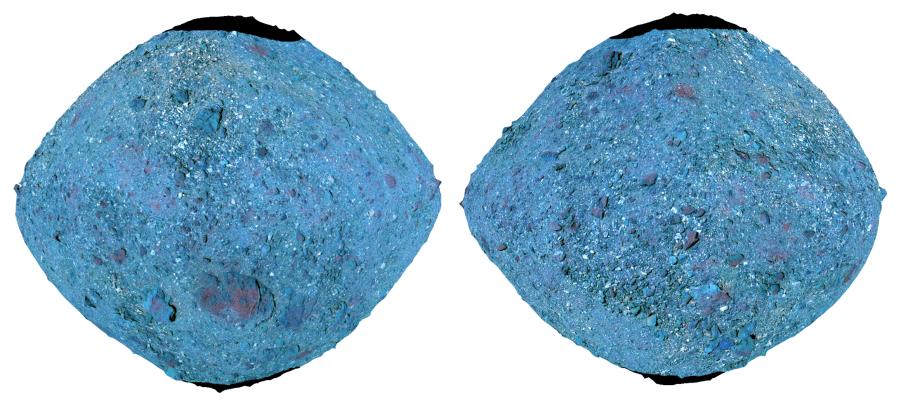 Sonda da NASA encontra evidências de rios antigos em asteroide Bennu