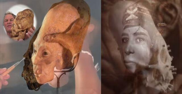 Resultados recentes de DNA dos crânios alongados de Paracas: Não são Homo sapiens